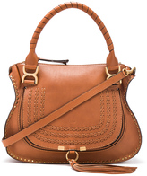 Chloé Medium Braided Leather Marci Bag