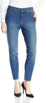 NYDJ Women's Petite Clarissa Skinny Ankle Jeans