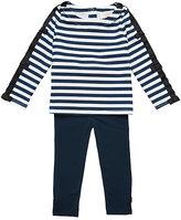 Kate Spade Babies stripe top & legging