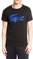 Lacoste Men's Sport Croc Graphic T-Shirt