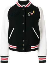 Zadig & Voltaire Birdie letterman jacket