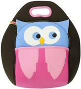 Dabbawalla Kids' Insulated Washable & Eco-Friendly Lunch Bag Tote - Hoot Owl - One Size