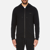 Michael Kors Men's Stretch Fleece Hoody Black
