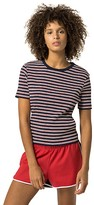 Tommy Hilfiger Stretch Cotton Stripe Tee