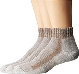 Thorlo Thorlos Unisex Light Hiking Mini Crew 3-Pair Pack Socks