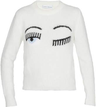 Chiara Ferragni Flirting Sweater