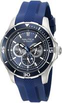 Nautica Men's NAD13522G NST 10 Analog Display Quartz Watch