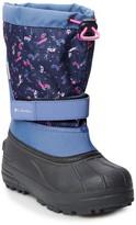 Columbia Powderbug Plus II Toddler Girls' Waterproof Winter Boots