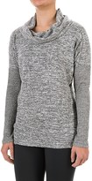 Harmony and Balance Cowl Neck Sweater (For Women)