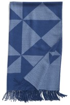 Nordstrom Diamond Jacquard Throw Blanket