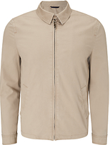 John Lewis Cotton Harrington Jacket, Stone