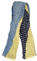 Louis Vuitton Linen & Silk-Blend Star Stole