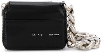 Kara Oversized Chain Mini Bag