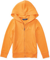 Ralph Lauren Full Zip Hoodie, Toddler & Little Girls (2T-6X)