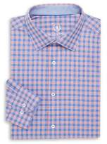 Bugatchi Wovens Classic Cotton Dress Shirt
