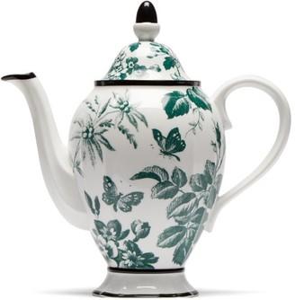Gucci Herbarium Porcelain Coffee Pot - Green Multi