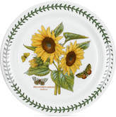 Portmeirion Dinnerware Botanic Garden Sunflower Dinner Plate