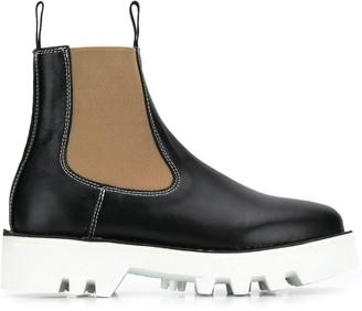 Sofie D'hoore contrast heel Foal boots
