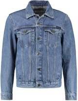Calvin Klein Jeans CLASSIC STA Denim jacket stark blue