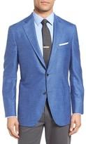 Peter Millar Men's Classic Fit Wool Blend Blazer