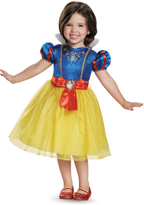 Disguise Girls' Costume Outfits - Disney Princess Snow White Classic Dress - Toddler & Girls