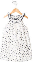 Little Marc Jacobs Girls' Patterned Sleeveless Dress