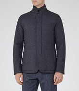 Reiss Hector Quilted Jacket