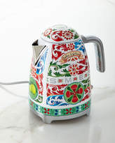 Smeg Dolce Gabbana x Sicily Is My Love Tea Kettle