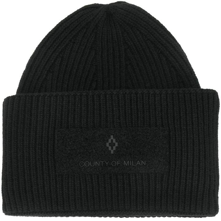 c91a40f9ed19b Mens Black Beanie Hat - ShopStyle UK
