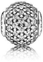 Pandora Generosity silver charm