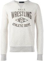 Polo Ralph Lauren printed sweatshirt