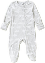 Angel Dear Newborn-6 Months Clouds Footed Coverall