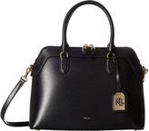 Lauren Ralph Lauren Newbury Nora Satchel Satchel Handbags