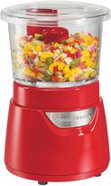 Hamilton Beach 3-Cup Glass Bowl Food Chopper