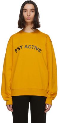 Perks And Mini Orange Xperience Psy Active Sweatshirt