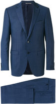 Canali two piece suit - men - Cupro/Wool - 50