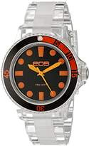 EOS New York Unisex 358ORGCLR Neo Plastik Orange Watch