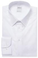 Armani Collezioni Cotton Modern Fit Dress Shirt