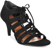 Style&Co. Style & Co. Hannde Lace-Up Shooties, Only at Macy's