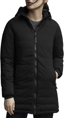 Canada Goose Camp Hooded Jacket w/ Matte Finish