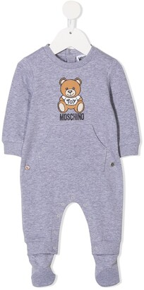 MOSCHINO BAMBINO Teddy Bear Print Pajamas