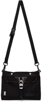 Master-piece Co Black Potential Ver.2 Messenger Bag