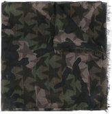 Valentino Garavani Valentino Camustars scarf - men - Silk/Cashmere/Modal - One Size