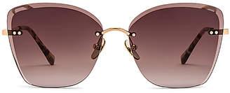DIFF EYEWEAR Willow Sunglasses