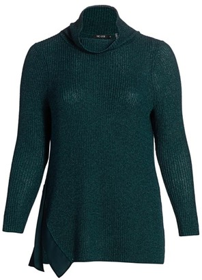 Nic + Zoe, Plus Size West Side Sweater