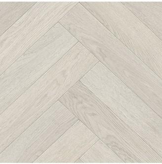 John Lewis & Partners Wood Elite Chevron Vinyl Flooring