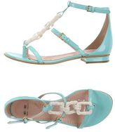 Moschino Cheap & Chic MOSCHINO CHEAP AND CHIC Toe post sandal