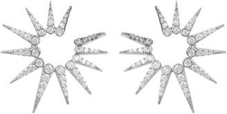 Latelita Supernova Spikey Ear Jacket Silver