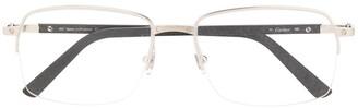 Cartier Santos de glasses