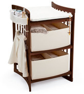 Stokke Care Changing Station, Walnut Brown Finish